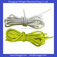 China wholesale round color shoe laces for sports