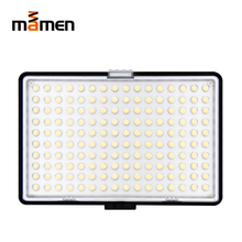 Battery Operated Portable 160 leds Led Video Light Camera led Shooting Light Small Photographic Studio Light