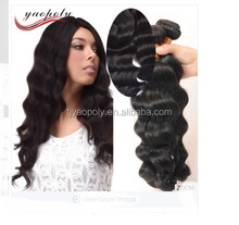 The cheapest 100% Virgin Unprocessed Deep Wave Hair Weft Bundle Remy Hair From Brazilian 2017 hot sales Young Girl