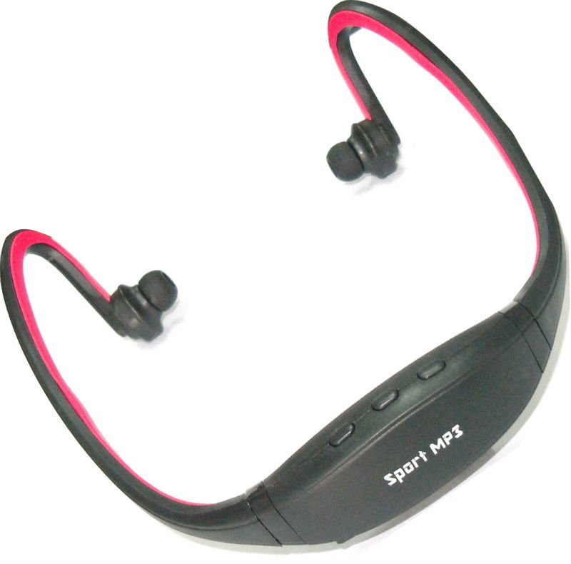Hot sale factory cheap price sport <strong>mp3</strong> player with fm &tf music sport <strong>mp3</strong>