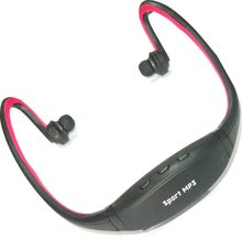 Hot sale factory cheap price sport mp3 player with fm &tf music sport mp3