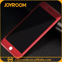 Joyroom Red Screen Protector,0.26mm 3D Full Coverage Anti Blu Ray Premium 9H Anti Scratch Tempered Glass for Apple