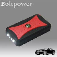 Alibaba china factory price 13800mah compact mobile jump starter power super start jump starter