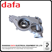 manufacture OEM cob led track street light housing aluminum die casting led light shell die casting