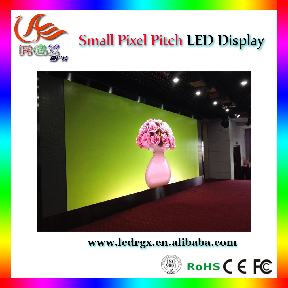 RGX top selling products in alibaba,P1.875mm rental indoor led display/panel/screen for studio,monitoring center,stage
