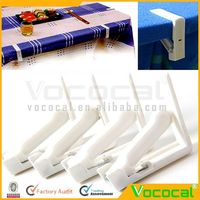 4PCS Household Product Item Services Tool Sundries Home Accessory Table Cloth Clip