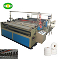 Low price toilet paper cutting and slitting Machine