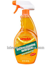 2013 Anti-bacterial Kitchen Cleaner 900g,liquid kitchen cleaner,kitchen cleaning agent
