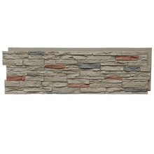 Lighweight nature stone face faux brick interior wall panels
