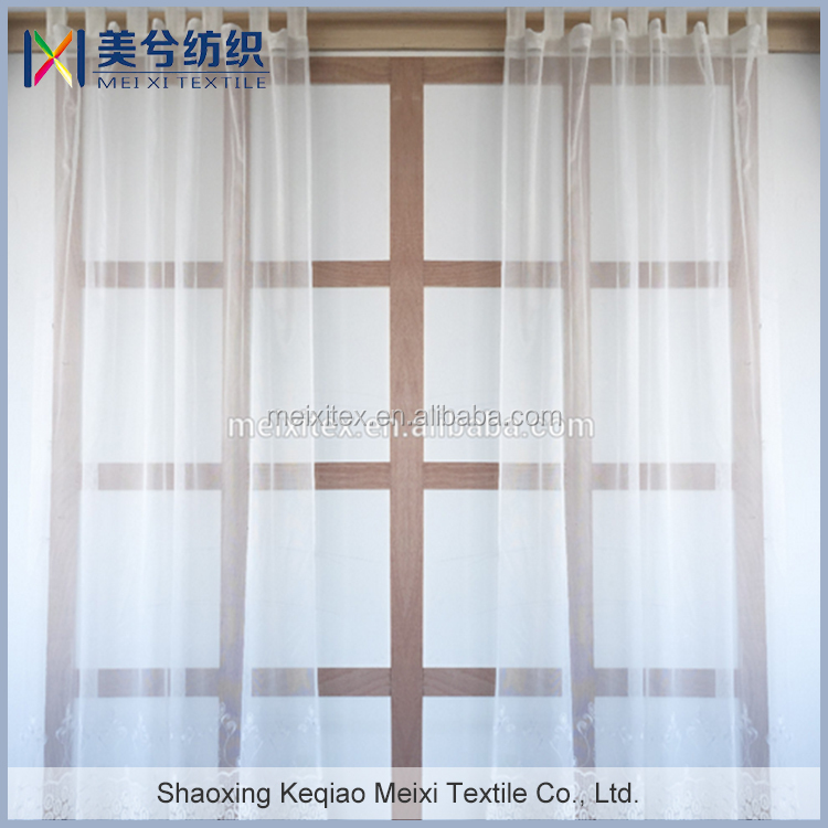 Wholesale Turkey mesh macrame embroidery curtain