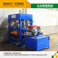 Factory directly sell hydraulic system QT4-30 small brick machine diesel 3840pcs per shift