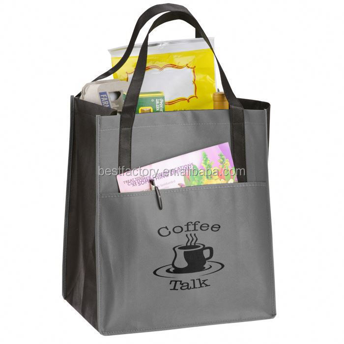 Guangzhou wholesale foldable non-woven bag funny rose shopping bag