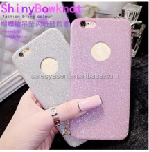 Ultra Thin Glitter Bling Cute Candy Cover For iPhone 6 Case Crystal Soft Gel tpu case for iphone 6 6S 6 Plus 6SPlus Case