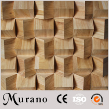 Hot sale factory direct price Insulation Decorative 3d wood wall panel with best service and low