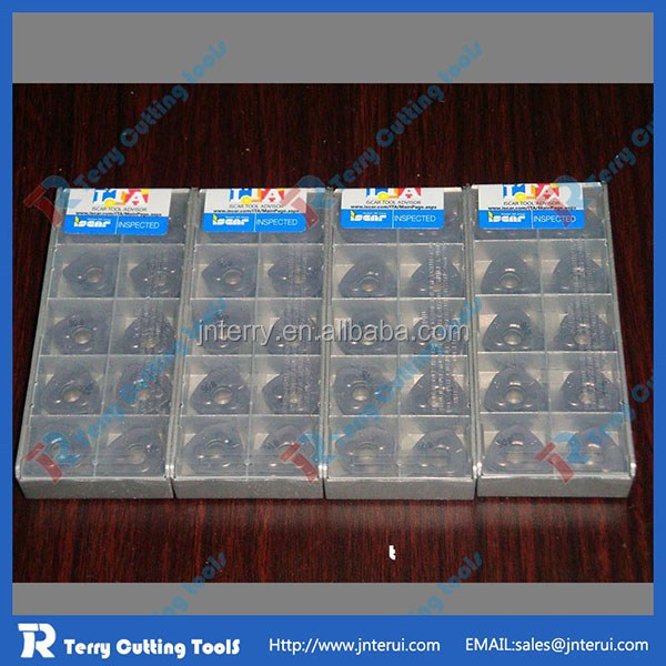 Original Iscar tungsten cutting insert WNMG080404-NF IC8250 with attractive price, fast delivery date