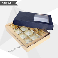 Fashion design exclusive sweet chocolate paper box