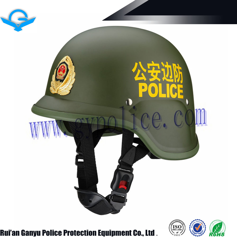 China german style police duty helmet wholesale/supplier