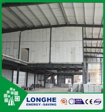 lightweight precast concrete boards exterior wall panel
