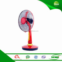 air cooling fan energy saving strong wind 16 inch 12V dc table fan
