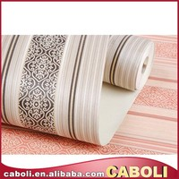 Caboli wall deco covering wallpaper bedroom idea