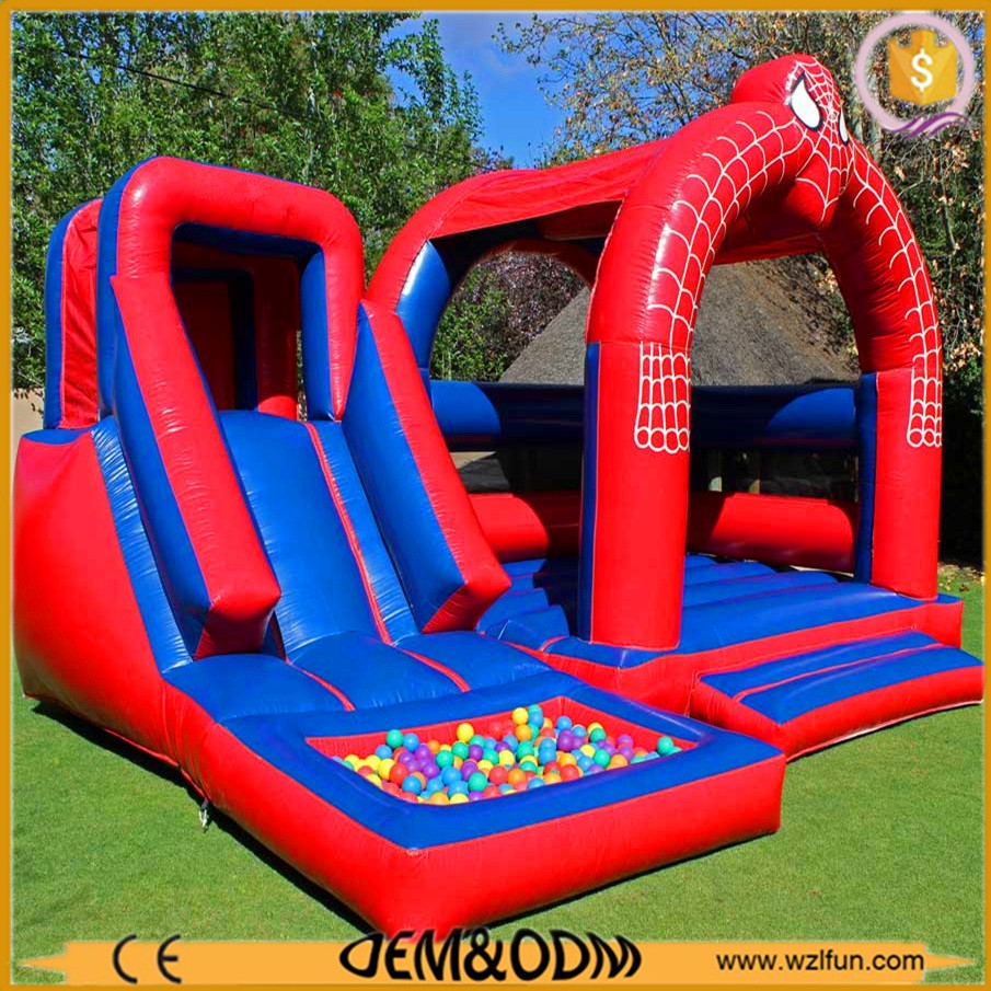 Kids & Adults Jumper House Enormous Inflatable Bouncer