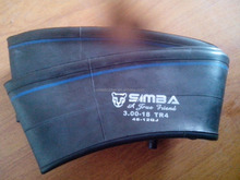 SIMBA TUBE FOR MTORCYCLE 3.00-17 3.00-18 2.50-18