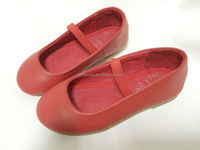 More Color Available Toddle Girls Ballet Flat Shoes Simple Classic Pre-School Kids Ballerina Shoes With Elastic Strap
