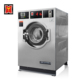 Malaysia coin operated stack washer dryer commercial laundry
