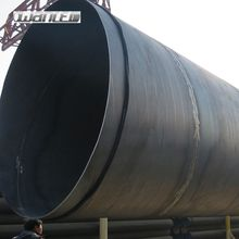 high quality low cost carbon spiral steel pipe