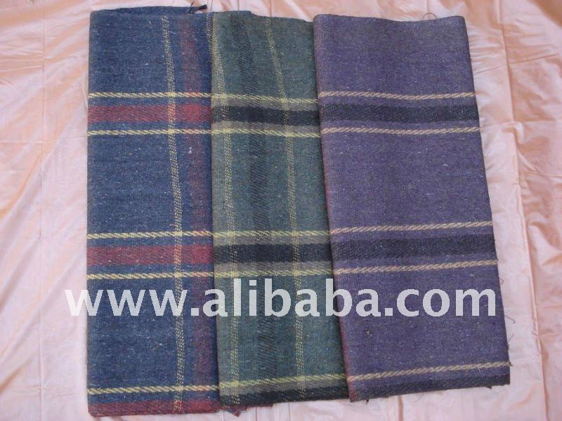 Cheap Wholesale wool and woolen Blanket