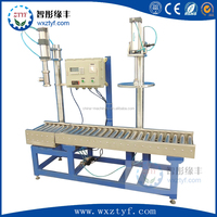 Printing Ink semi-auto Filling Machine