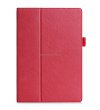 Newest Style Lovely Red Color Girl Style Tablet Case Design For Asus Zenpad 10 Z300C