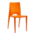 GUYOU GY-4055 modern colorful  stackable plastic outdoor  living room dining PP leisure chair