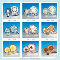 modern unique reactive glazed dinnerware,luxury reactive glazed dinner set