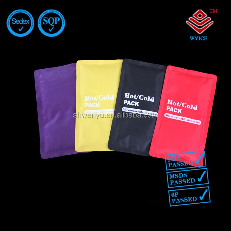 nylon hot cold pack for health therapy