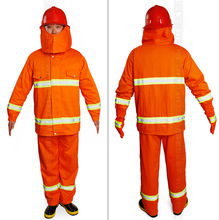 fire suit/fireproof clothing/firefighting suit supplier