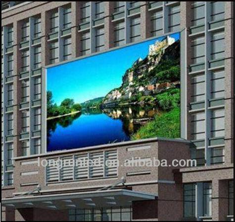 Waterproof HD DIP Led Sign Billboard Full Color P20 Outdoor Led TV Advertising Screen Billboard