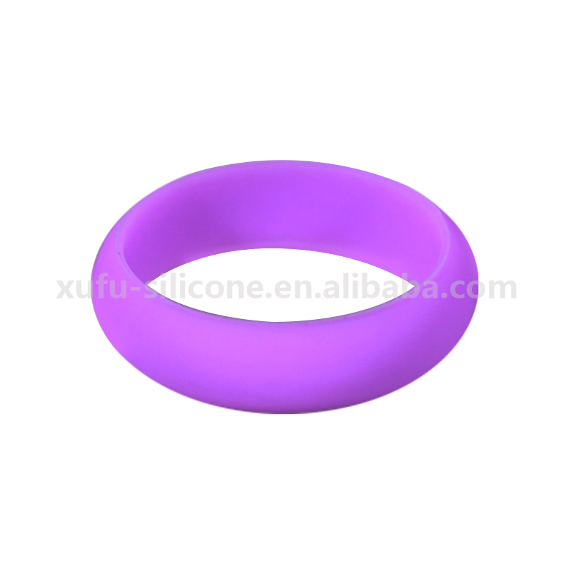 Medical Grade Mens Silicone Wedding Ring in Different Colors