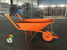 Qingdao wantai Top Selling Products Construction Wheelbarrow qingdao power tools and names wheel barrow machine WB6200 and names