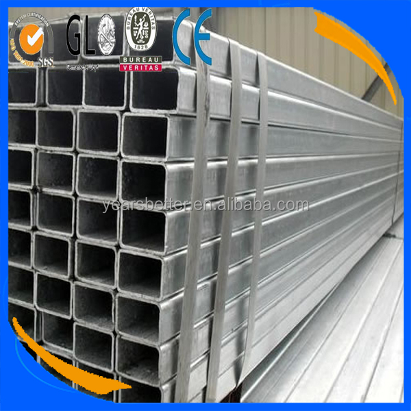 hot sales 20x40 rectangular sharp hot dipped galvanized welded steel tubes
