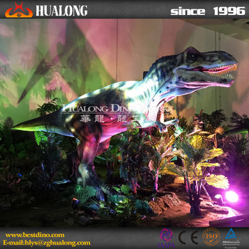Attractive Realistic Handmade T-Rex Dinosaur Model for Show