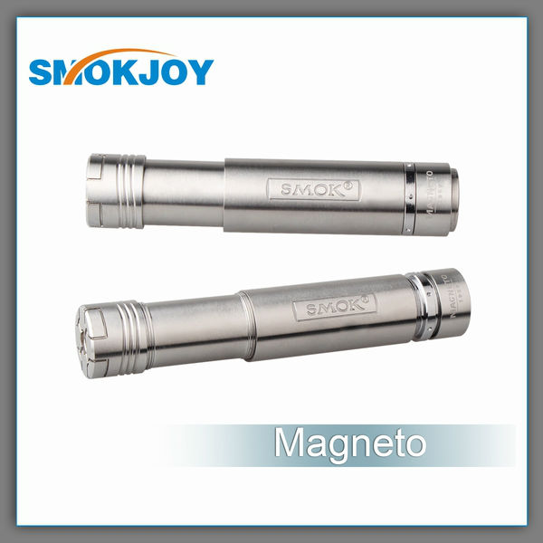 2013 new innovation product smoktech telescop magnet megneto switch and connetor Smok Magneto ecig mod mod chi you mod