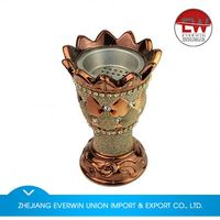 Factory Popular top sale wax incense burner with good price