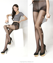 Hot Sexy Girl Photo Pantyhose Leggings Wholesale Tube Support Pantyhose Tights