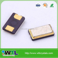 5.0*3.2mm SMD 2pads 14.31818 MHz used in small appliances