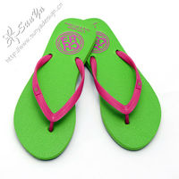 Woman shoes, fashion women PVC slippers, women flip flops
