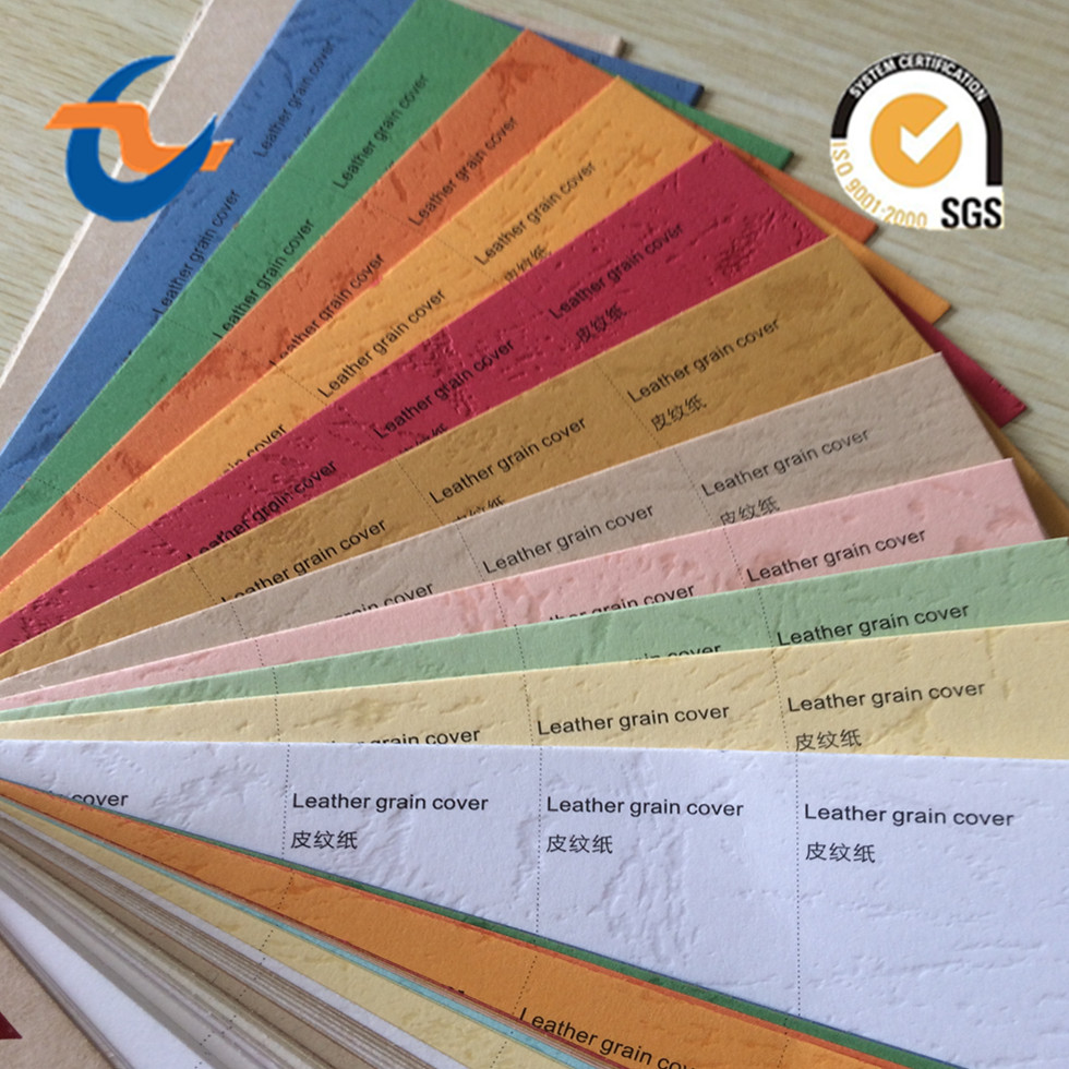 High Quality Goffered paper/leather grain cover/Craft Embossed Paper/ for Wholesale 120g 180g 230g 260g 300g
