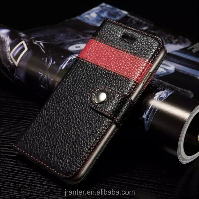 For iPhone 6S Case Stand Moblie Phone Leather Wallet Cover For iphone 6 Flip Case