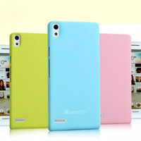 new arrival case cover for huawei p6 pc case for huawei ascend p6 case