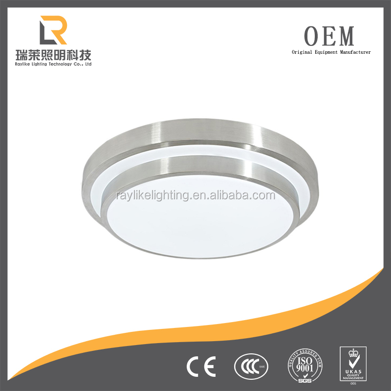 Direct manufacturer kitchen modern led ceiling light plastic covers